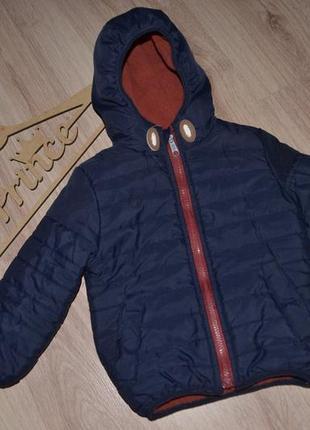 Деми курточка мальчику 2-3г b.j.charles