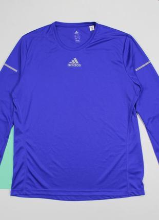 Оригинальная футболка лонгслив для бега от adidas