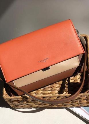 Женская сумка david jones original cm 5659