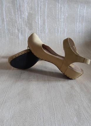 Туфли vialis испания