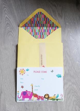 Скрапбукинг набор открыток jolie papier