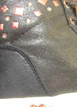 Стильные крутые ботинки кеды skechers,р.359 фото
