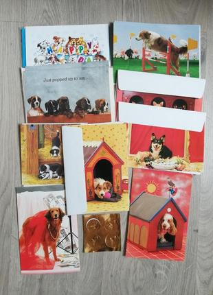 Скрапбукинг открытки
