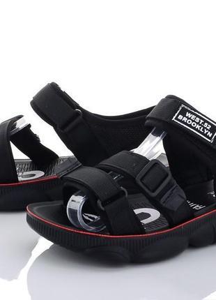 🖤 женские спортивные босоножки сандалии8 фото