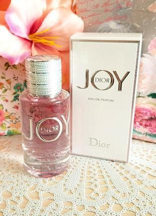 Christian dior joy by dior_original eau de parfum 5 мл затест_парфюм.вода2 фото