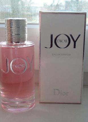 Christian dior joy by dior_original eau de parfum 5 мл затест_парфюм.вода8 фото