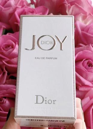 Christian dior joy by dior_original eau de parfum 5 мл затест_парфюм.вода9 фото