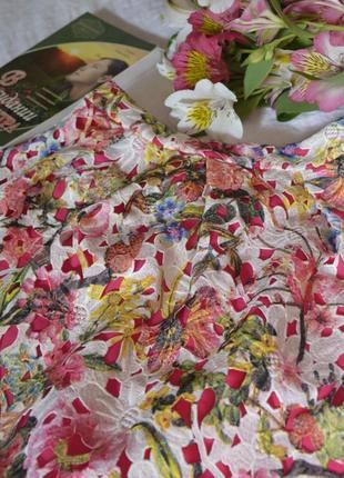 Шикарная,красивая, летняя юбка