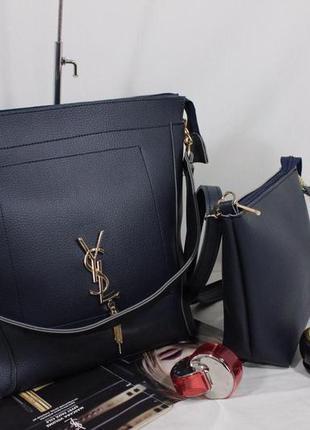 Женская сумка экокожа комплект (арт.л2357)