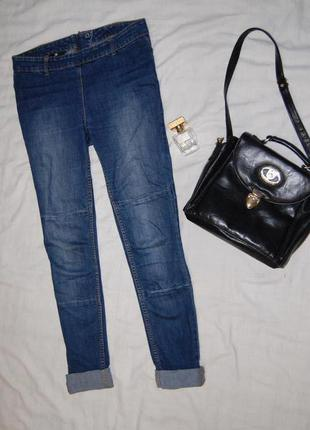 Оригинальные джинсы skinny от h&m
