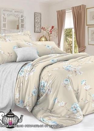 Комплект постельного белья с компаньоном s3571 фото