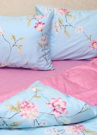 Комплект постельного белья с компаньоном s3563 фото