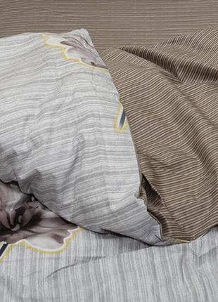 Комплект постельного белья с компаньоном s3554 фото