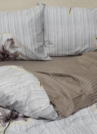 Комплект постельного белья с компаньоном s3555 фото