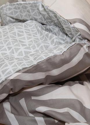 Комплект постельного белья с компаньоном s3543 фото