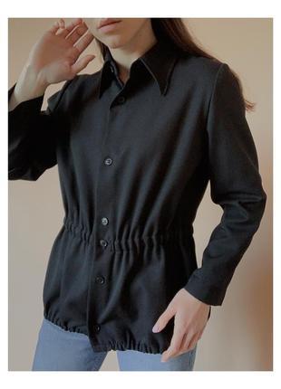 Masaki matsushima дизайнерская женская рубашка