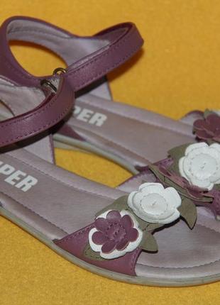 Босоножки, сандалии camper р.34-35 стелька 22 см