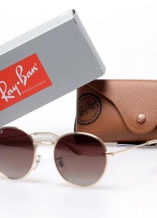 Солнцезащитные очки ray ban модель 3448-001-51