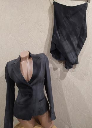 Шерстяной костюм allsaints