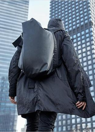 Мужской рюкзак mackar чёрный