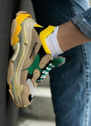 Кроссовки 🔥 balenciaga🔥 кросівки