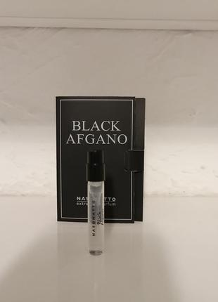 Nasomatto black afgano пробник 2мл3 фото