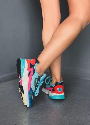 Кросівки adidas falcone кроссовки1 фото