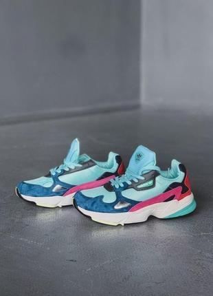 Кросівки adidas falcone кроссовки2 фото