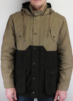 Демисезонная куртка mantaray в стиле g-star raw topman jack jones