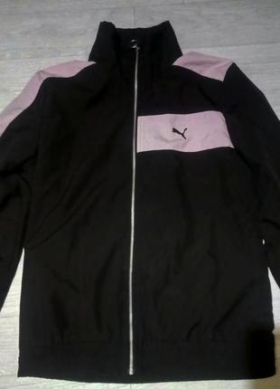 Стильная ветровка, пиджак  puma