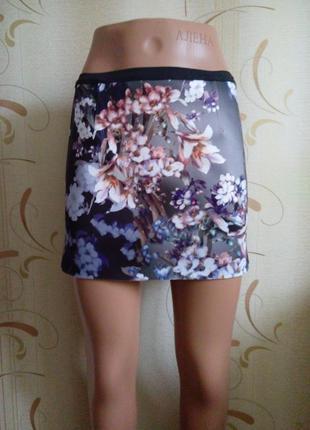 Мини юбка