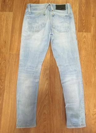 Продам джинсы g-star raw скини , размер s