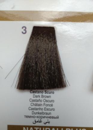 Профессиональная краска для волос nouvelle 3