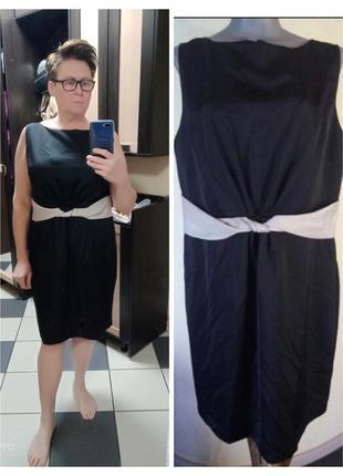 Элегантное женское 👗 платье миди,батал, большой размер