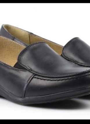 Туфли 38 р натуральная кожа