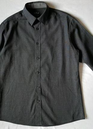 Мужская рубашка  tcm тchibo