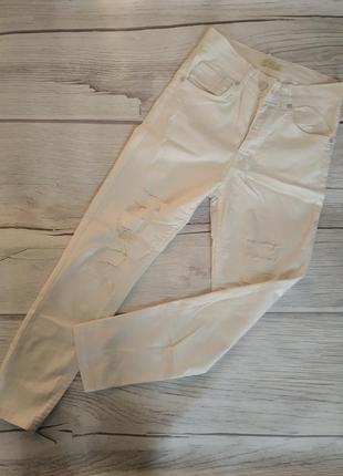 Летние штаны зауженные