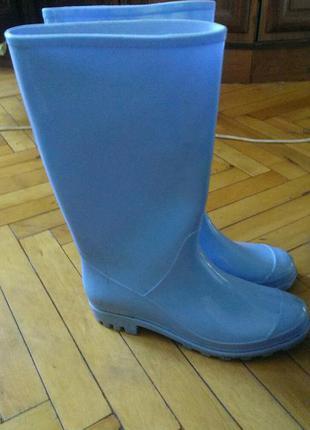 Мега стильные резиновые сапоги
