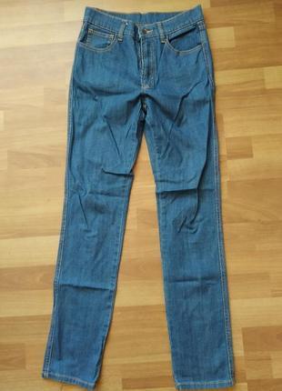 Джинсові штани брюки