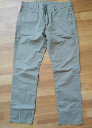Джинсові фірмові штани брюки