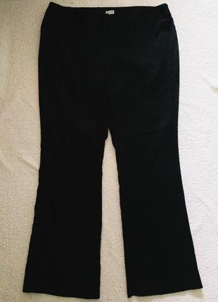 Атласные брюки etam