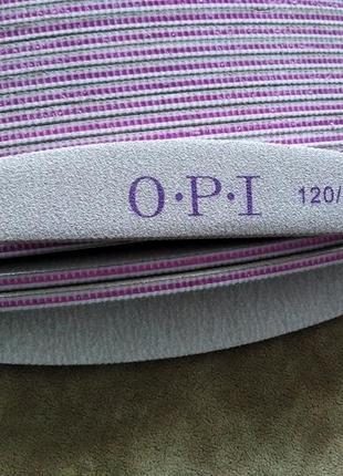 Пилочка для ногтей гелевых 100*180, 180/240 и 100*1203 фото
