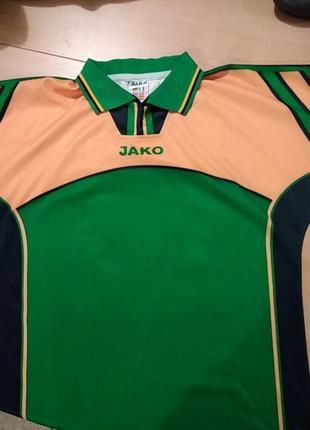 Sale!!! продам спортивную футболку с номером  бренда jako