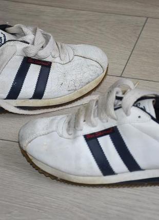 Кожаные кроссовки ben sherman размер 38