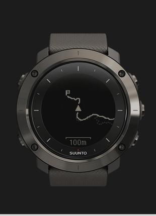 Часы suunto traverse gps graphite