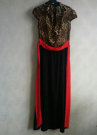 Фiрмова довга сукня турцiя