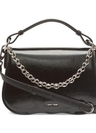 Calvin klein western statement series crossbody сумочка кельвин кляйн кроссбоди сумка