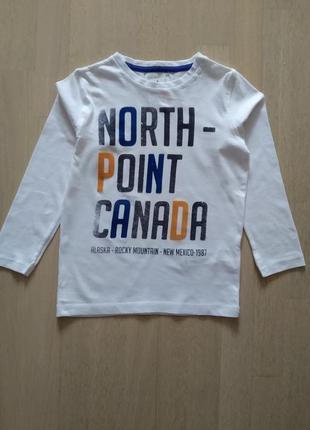 Реглан футболка для мальчика, zara lft,118-122см