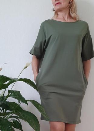 Трикотажное платье massimo dutti, & other stories, cos ,размер 34