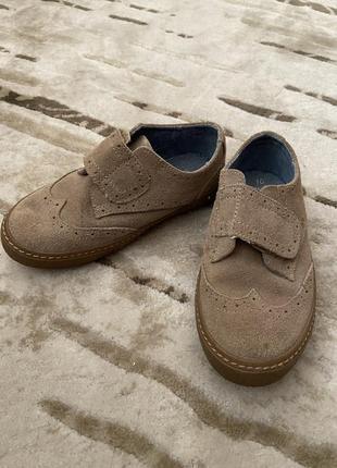 Туфлі-броги next